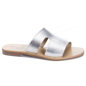 Chinese Laundry Mannie Sandal Silver